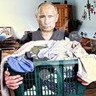 DesignCrowd Photoshop Contest: Politicians At Home
