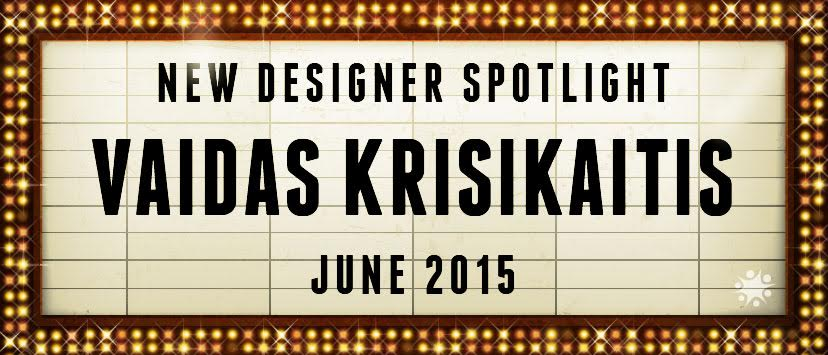 Designer spotlight meet vaidas lithuanian graphic for Graphic design consultant