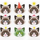 See Grumpy Cat, Beyonce, Hugh Jackman and Other Celebrity Emojis