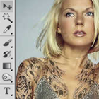 Create Fake Tattoo Photoshop Tutorial
