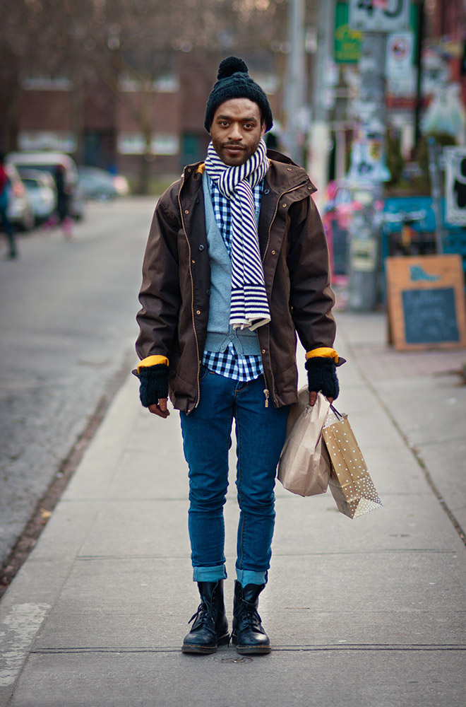 Chiwetel Ejiofor hipster