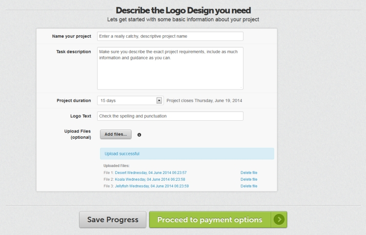 Crowdsourcing Logo Design u2013 6 Tips to Get a Stunning Logo from the ...