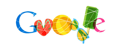Google Logo Australia Day 2011