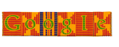 Google Logo Ghana's Independence Day - (Ghana)