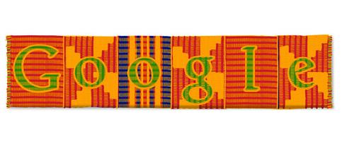 Google Logo Ghana's Independence Day - (Ghana)
