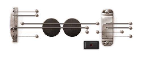 Les Paul Google Logo 2011