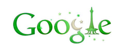 Google Logo Doodle Pakistan Logo