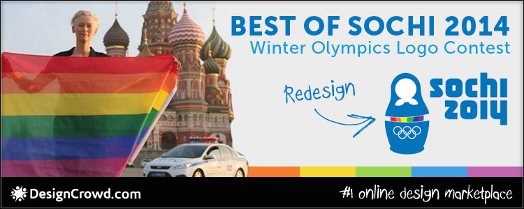Design Politics: Sochi 2014 Winter Olympic Games Logo Contest